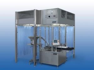 Bild zu Vollautomatische Füll- und Verschließmaschine